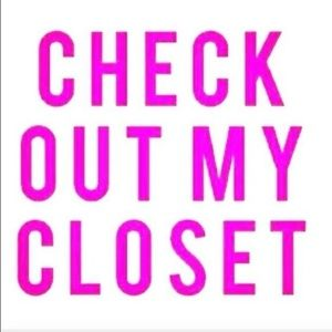 Other - 💋❤ CHECK OUT MY CLOSET❤💋